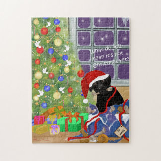 What do you mean it's not Christmas yet? Jigsaw Puzzle