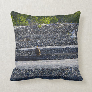 What Do You Think You're Doing? Throw Pillow