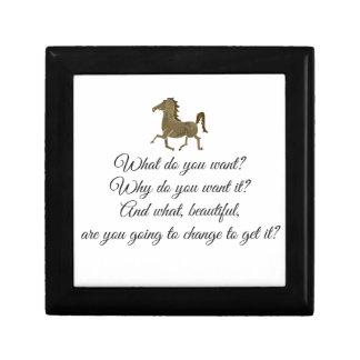 What do you want unicorn? gift box