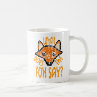 What Does the Fox Say DS Coffee Mug