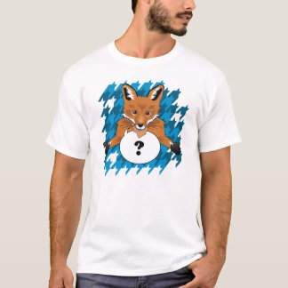 What DOES the fox say!? T-Shirt