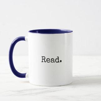 What else do you have to do? mug
