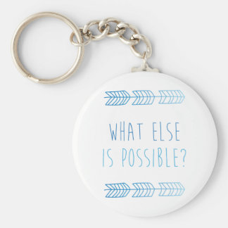 What Else Is Possible Keychain
