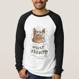 What Fight?! Tomcat Cartoon T-Shirt