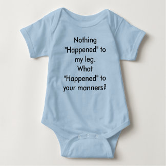 "What ""Happened"" to... Baby Bodysuit"