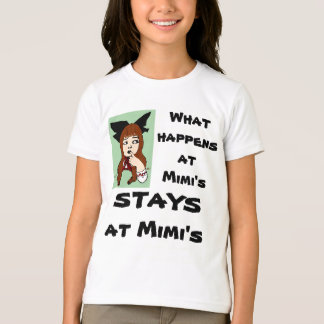 What happens at mimi's... shirt