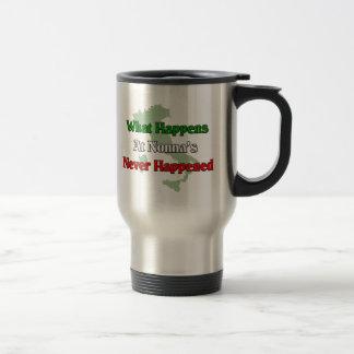 What happens at Nonna s never happened Mug