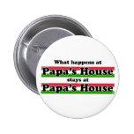 What Happens At Papas House Buttons