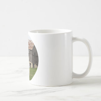 what happens in the barn stays in the barn coffee mug