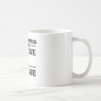 What Happens In The Man Cave Stays Coffee Mugs
