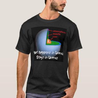 What happens in Uranus Stays in Uranus T-Shirt