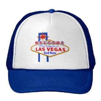 What Happens In Vegas hat