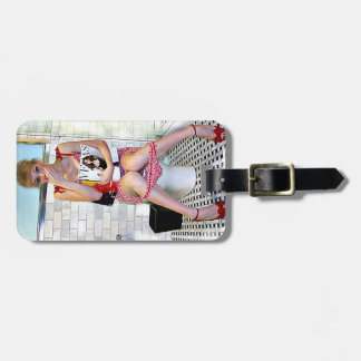 What happens in Vegas..... Luggage Tag