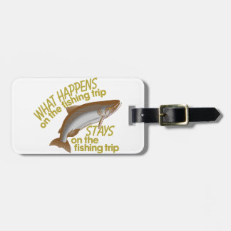 What Happens Luggage Tag