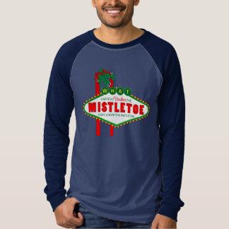 What Happens Under the Mistletoe T-Shirt