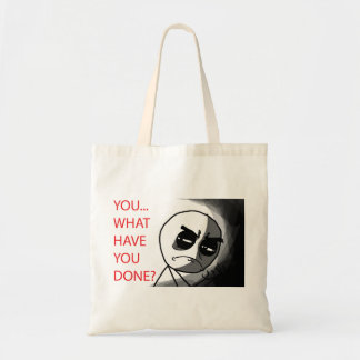 What Have You Done - Tote Bag