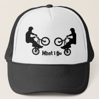What I Do_BMX Trucker Hat