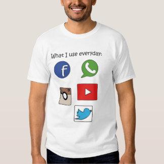 What I use everyday Tshirt