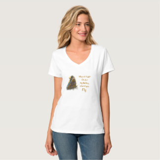 What if I fall? T-Shirt