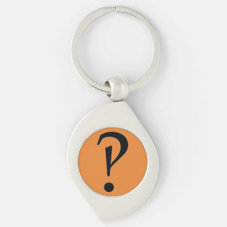 What?! interrobang?! keychain