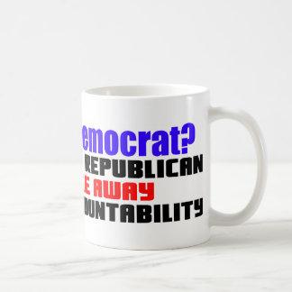 What Is A Democrat? Coffee Mug