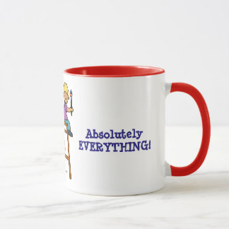 What is Art Good For? Mug