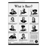 What is Beer?