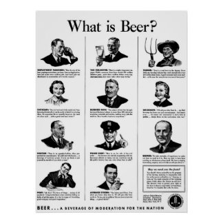 What is Beer? Poster