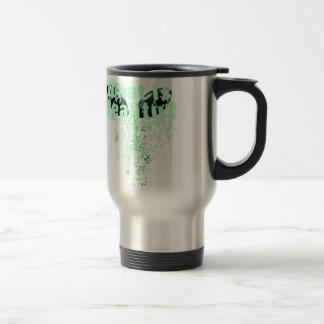 What Is Reality? Travel Mug