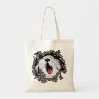 What is your BARKode? Tote Bag