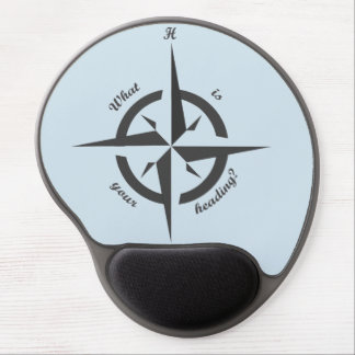 What is Your Heading Gel Mouse Pad