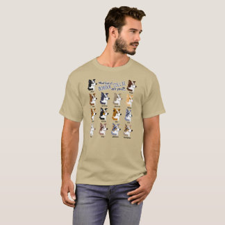 What kind of Border Collie are you? (M)* T-Shirt