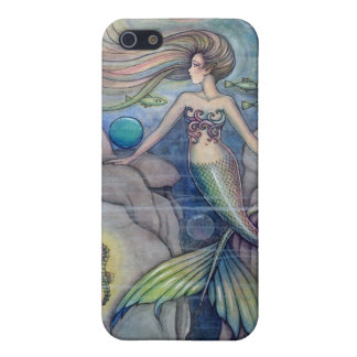 What Lies Beneath Mermaid iPhone Case iPhone 5/5S Cover