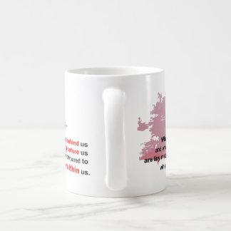 what lies within coffee mug
