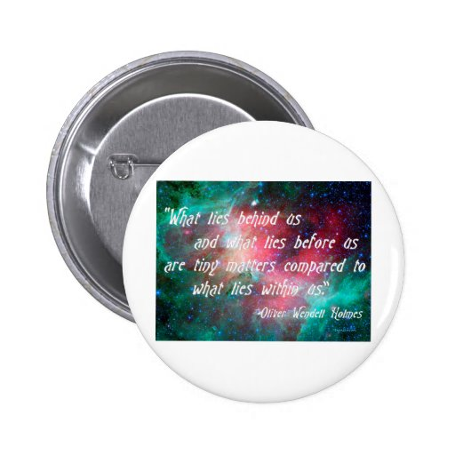 What lies within us pins