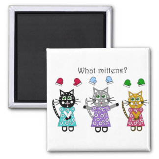 What Mittens Magnet