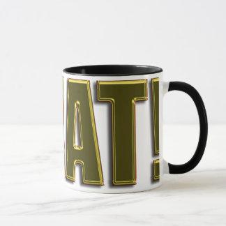 WHAT! mug