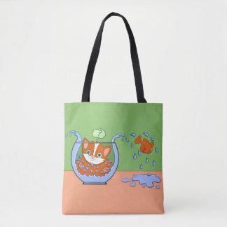 What's Happening Tote Bag
