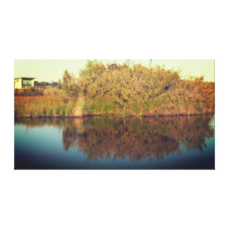What's in a Refection? Canvas Print