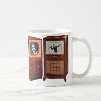 what's on tv 1951 coffee mug