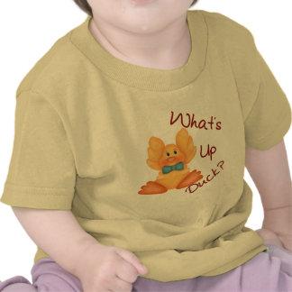 What´s vers le haut de canard t-shirts