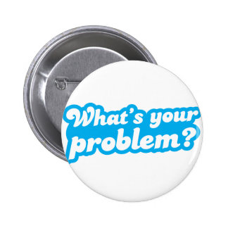 What s your problem in blue badges