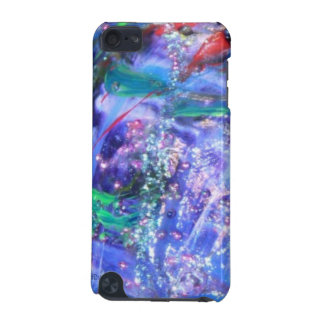 What the Bleep?!! Blue & Purple Acrylic iPod Touch (5th Generation) Covers