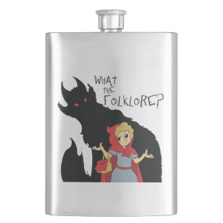What the Folklore? Red Riding Hood Flask