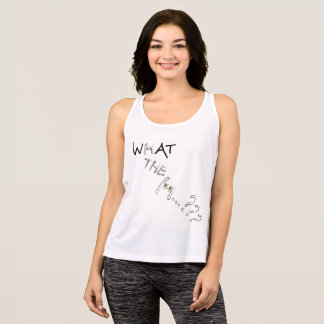 What the H??? Women's Sport Tank Top