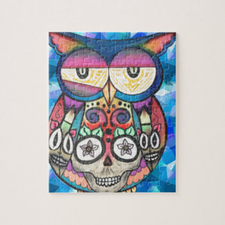 What the hoot? jigsaw puzzle