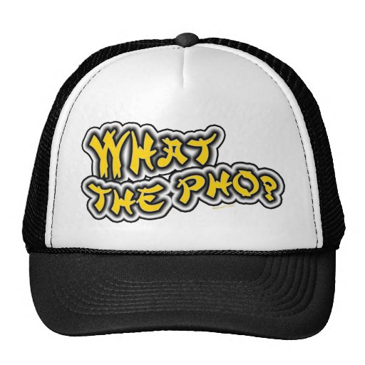 What the Pho? Hat