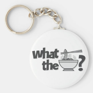 What the Pho? Keychain