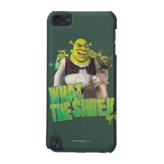 What The Shrek iPod Touch 5G Covers