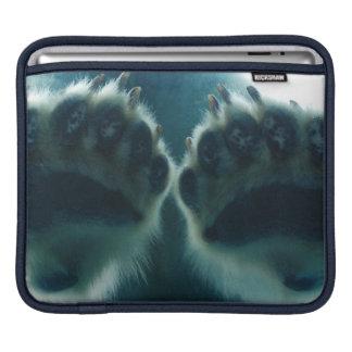 What They Saw Beneath the Ice iPad Sleeve